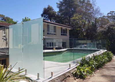 pool fence Sydney 3